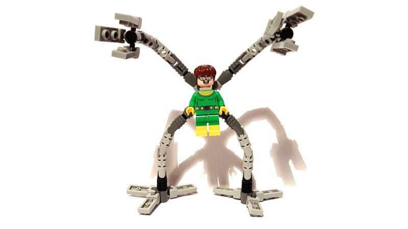 LEGO Marvel Spider-Man: Doc Ock's Tentacle Trap #76059 ...