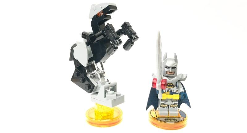 Lego Dimensions Excalibur Batman Fun Pack 71344 Review